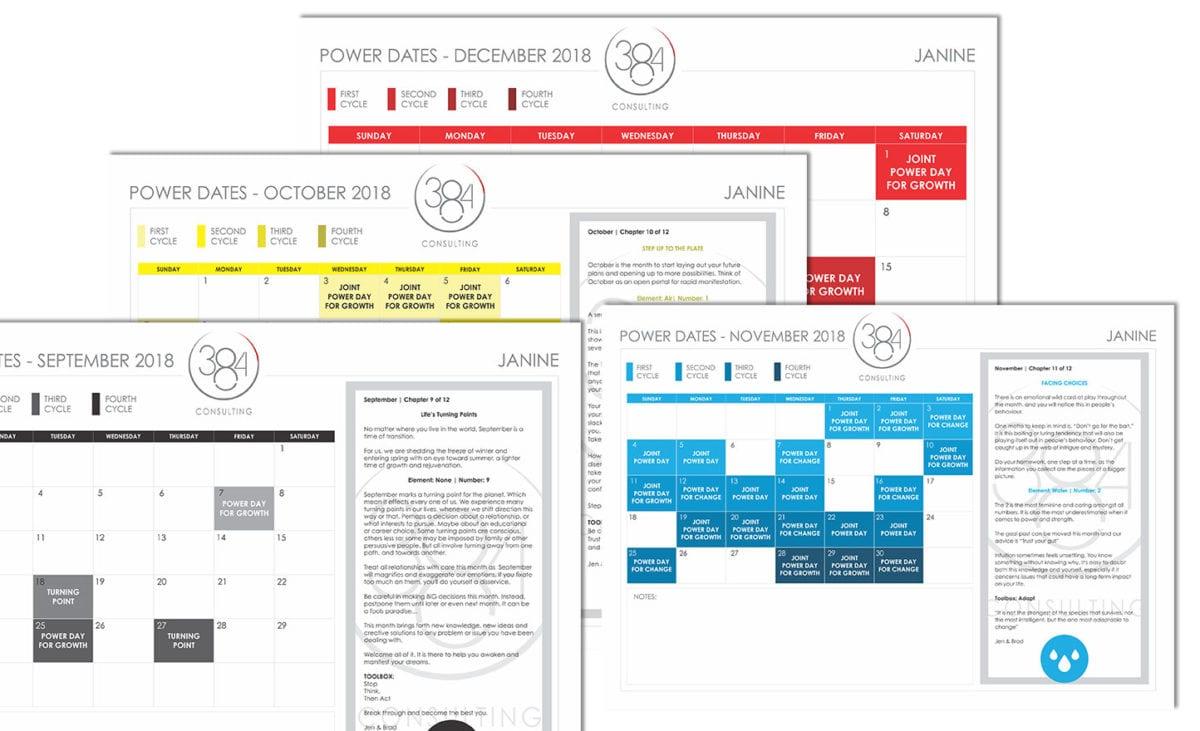 Designs By J9 Graphic Design Work Calendars