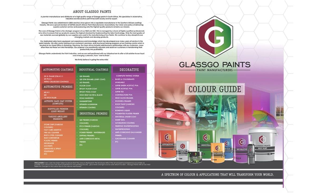 Designs By J9 Portfolio Brochure Design